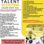 Talent Scouting Calon Staff OJK